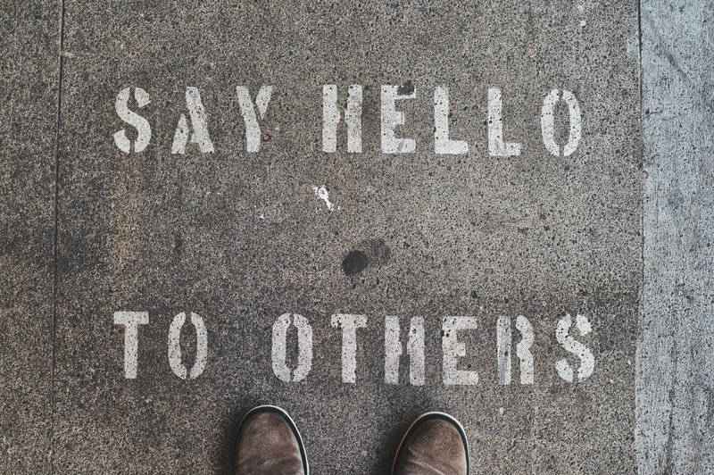 Say Hello To Others